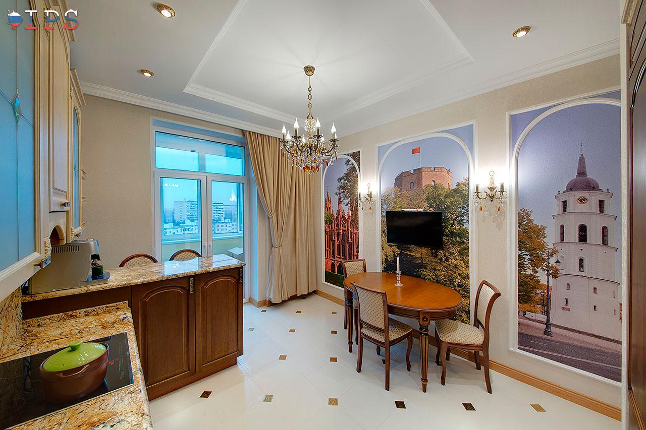 Ремонт квартир в Москве фото